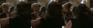 Faith hits Buffy in Beauty and the Beasts