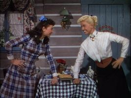 Calamity Jane - A Woman's Touch - Doris Day and Allyn McLerie