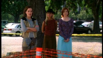 Anya, Buffy and Willow in Pangs