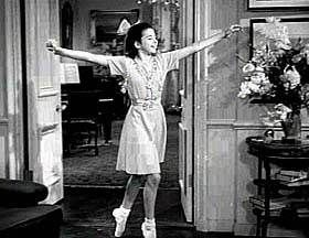Virginia Weidler in the Philadelphia Story