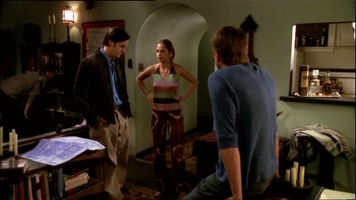 The Replacement - Buffy's trousers
