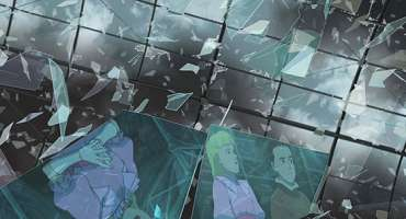 Steamboy  - shattered glass