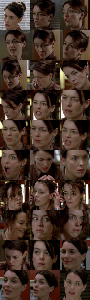 Olivia Williams in