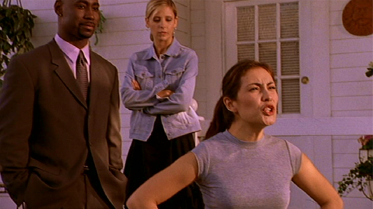 Get It Done - Robin, Buffy and Kennedy